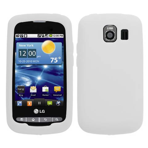 Frost Silicone Skin Cover for LG Vortex