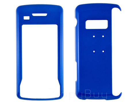 LG enV Touch VX11000 Hard Cover Case - Blue