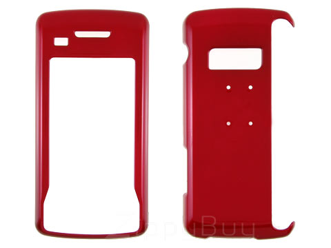 LG enV Touch VX11000 Hard Cover Case - Red
