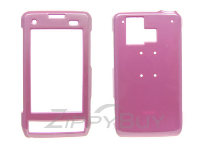 LG Dare VX9700 Hard Cover Case - Pink