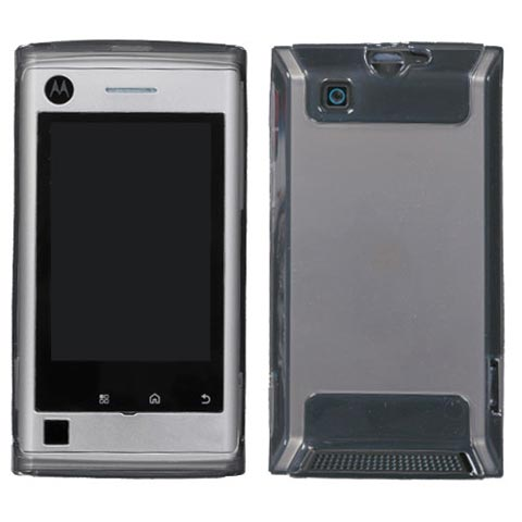 Smoke TPU Case for Motorola Devour