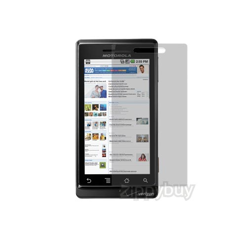 Motorola DROID A855 Privacy Screen Protector