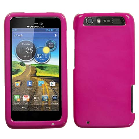 Pink Hard Case for Motorola Atrix HD