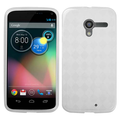 Frost Argyle TPU Cover for Motorola Moto X