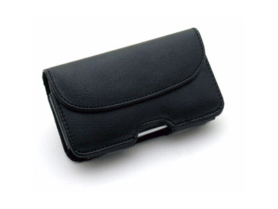 Premium Leather Pouch for Motorola Q