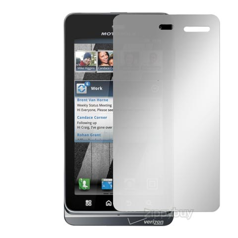 Reflective Mirror Screen Protector for Motorola Droid 3