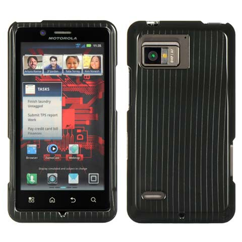 Pinstripes Hard Case for Motorola Droid Bionic