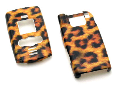 Nokia 6315i Snap On Faceplate Case (Leopard)
