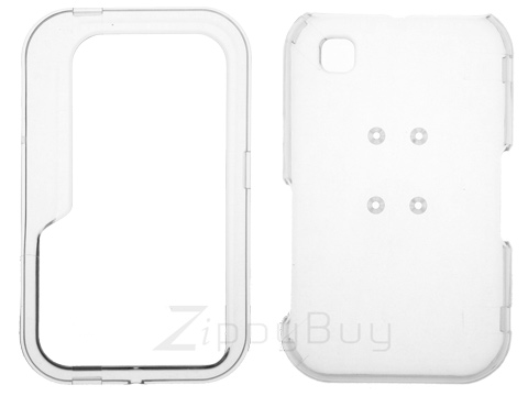 Nokia Surge 6790 Hard Cover Case - Clear