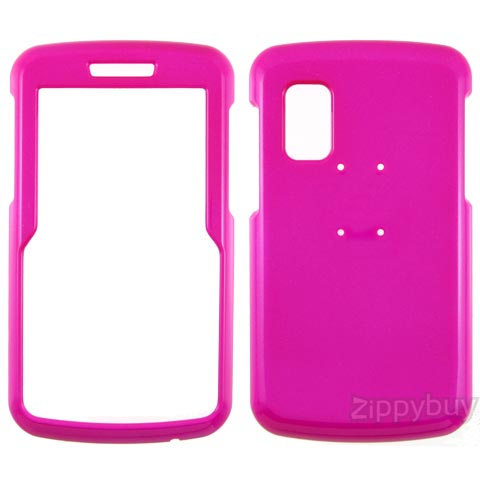 Samsung Magnet A257 Hard Cover Case - Hot Pink