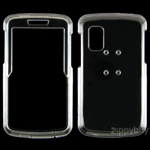 Samsung Magnet A257 Hard Cover Case - Clear
