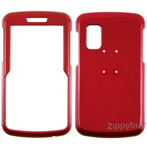 Samsung Magnet A257 Hard Cover Case - Red