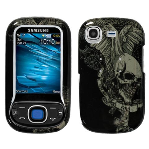 Skull Wings Hard Case for Samsung Strive