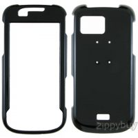 Samsung Mythic a897 Hard Cover Case - Black