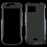 Samsung Mythic a897 Hard Cover Case - Clear