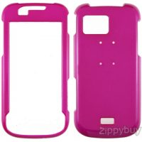 Samsung Mythic a897 Hard Cover Case - Hot Pink