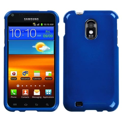 Blue Hard Case for Samsung Epic 4G Touch