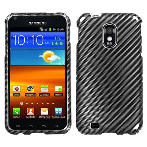 Carbon Fiber S2 Hard Case for Samsung Epic 4G Touch