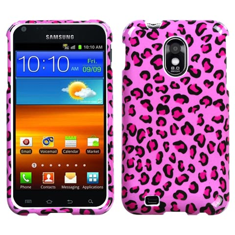 Pink Leopard Hard Case for Samsung Epic 4G Touch