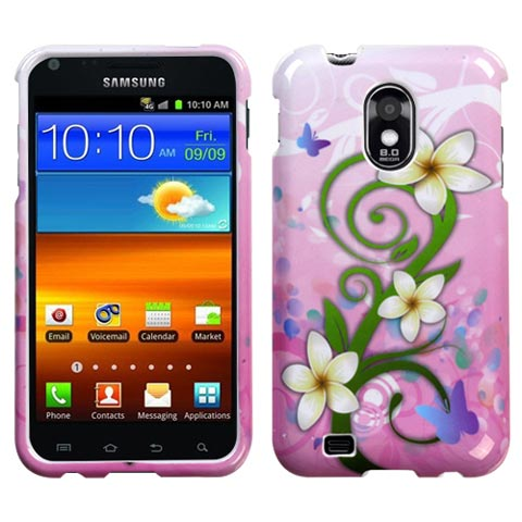 Spring Flowers Hard Case for Samsung Epic 4G Touch