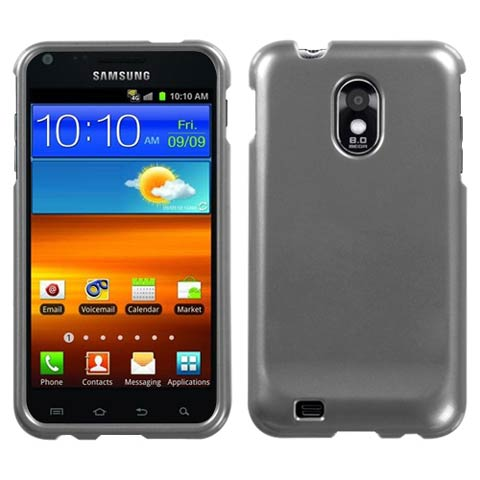 Steel Grey Hard Case for Samsung Epic 4G Touch