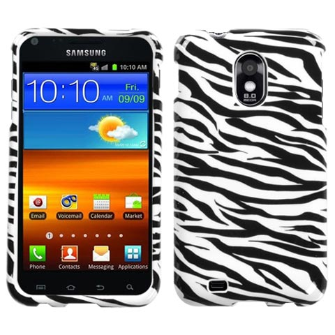 Zebra Hard Case for Samsung Epic 4G Touch