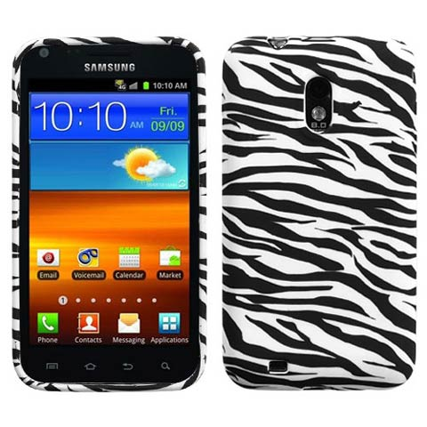 Zebra TPU Case for Samsung Epic 4G Touch