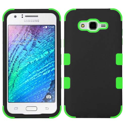 Green Synergy Hybrid Case for Samsung Galaxy J7