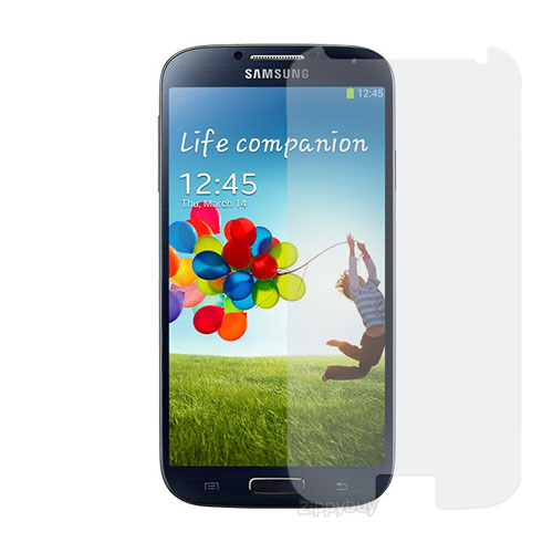 Anti-Glare Smudge Resistant Screen Protector for Samsung Galaxy S4