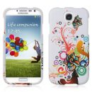 Wonderland Rubberized Hard Case for Samsung Galaxy S4