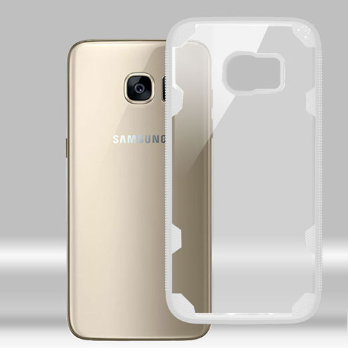 White Fusion Freestyle Cover for Samsung Galaxy S7