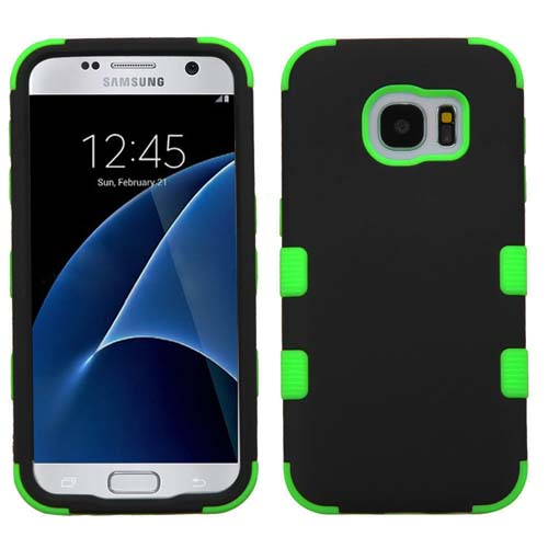 Green Synergy Hybrid Case for Samsung Galaxy S7