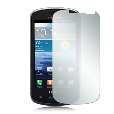 Reflective Mirror Screen Protector for Samsung Stratosphere