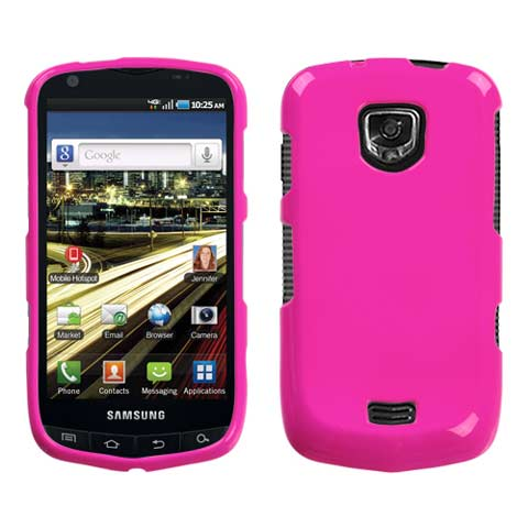 Pink Hard Case for Samsung Droid Charge