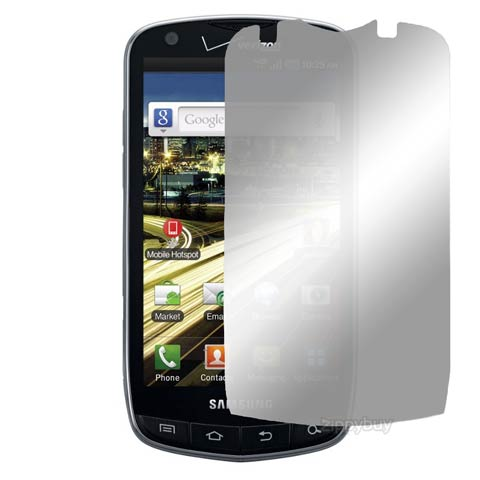 Reflective Mirror Screen Protector for Samsung Droid Charge