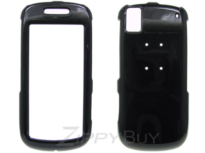 Samsung Instinct s30 SPH-M810 Hard Cover Case - Black