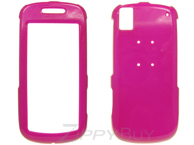 Samsung Instinct s30 SPH-M810 Hard Cover Case - Hot Pink