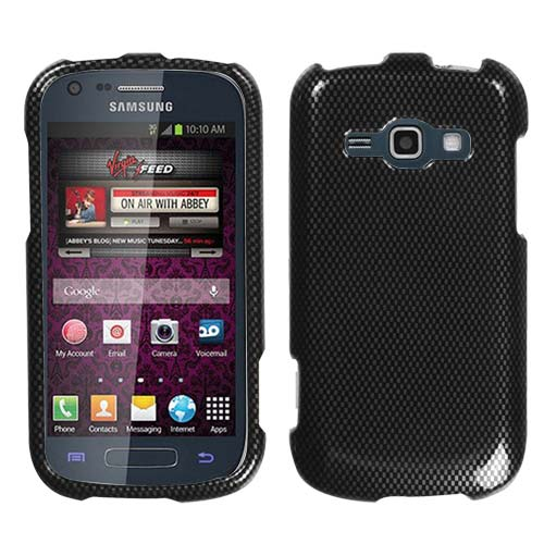 Carbon Fiber Hard Case for Samsung Galaxy Prevail 2