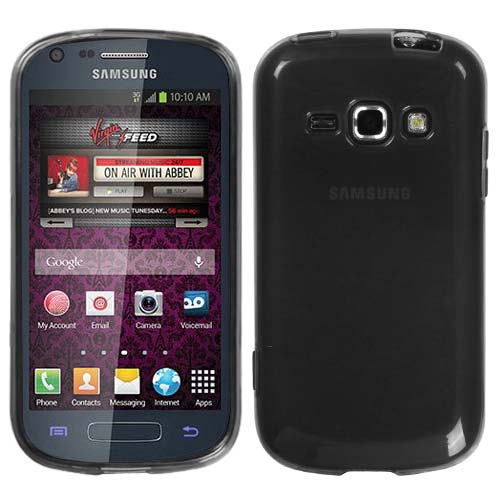 Smoke Gray TPU Cover for Samsung Galaxy Prevail 2