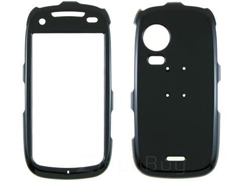 Samsung Instinct HD Hard Cover Case - Black