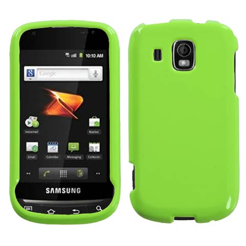 Lime Green Hard Case for Samsung Transform Ultra