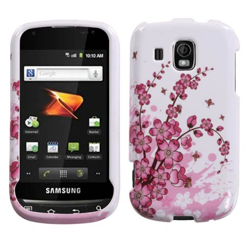 Pink Flowers Hard Case for Samsung Transform Ultra