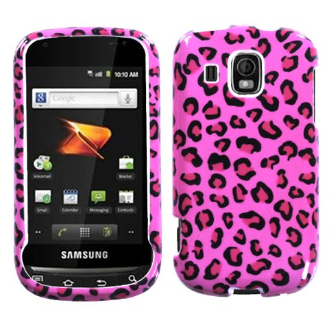 Pink Leopard Hard Case for Samsung Transform Ultra