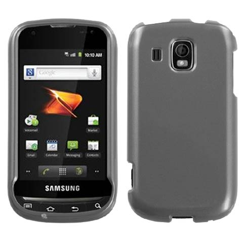 Steel Grey Hard Case for Samsung Transform Ultra