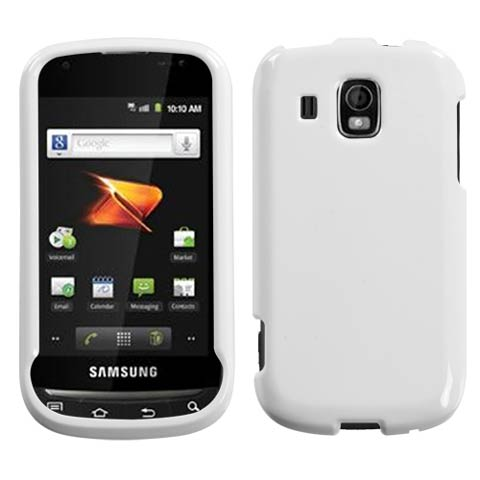 White Hard Case for Samsung Transform Ultra