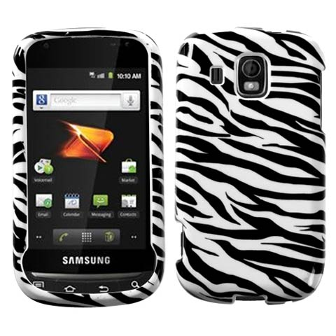 Zebra Hard Case for Samsung Transform Ultra