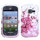 Pink Flowers Hard Case for Samsung Galaxy Discover