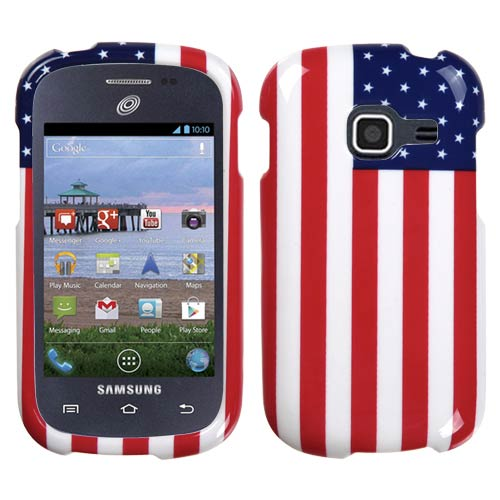 United States Flag Hard Case for Samsung Galaxy Discover