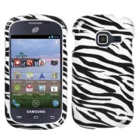 Zebra Hard Case for Samsung Galaxy Centura