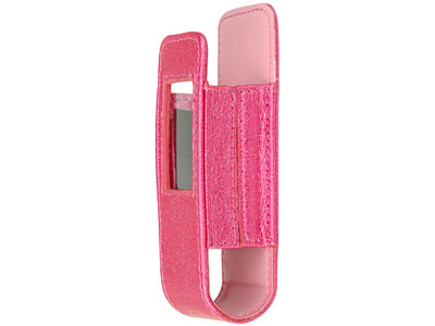 Samsung JUKE SCH-U470  Leather Case (Hot Pink)